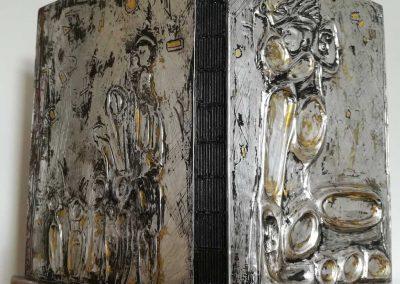 txus-sanz-20-Libro-de-Artista-Metal-y-tintas-metalizadas