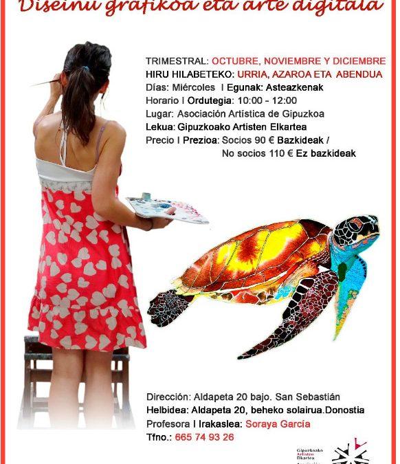 TALLER DE DISEÑO GRAFICO Y ARTE DIGITAL