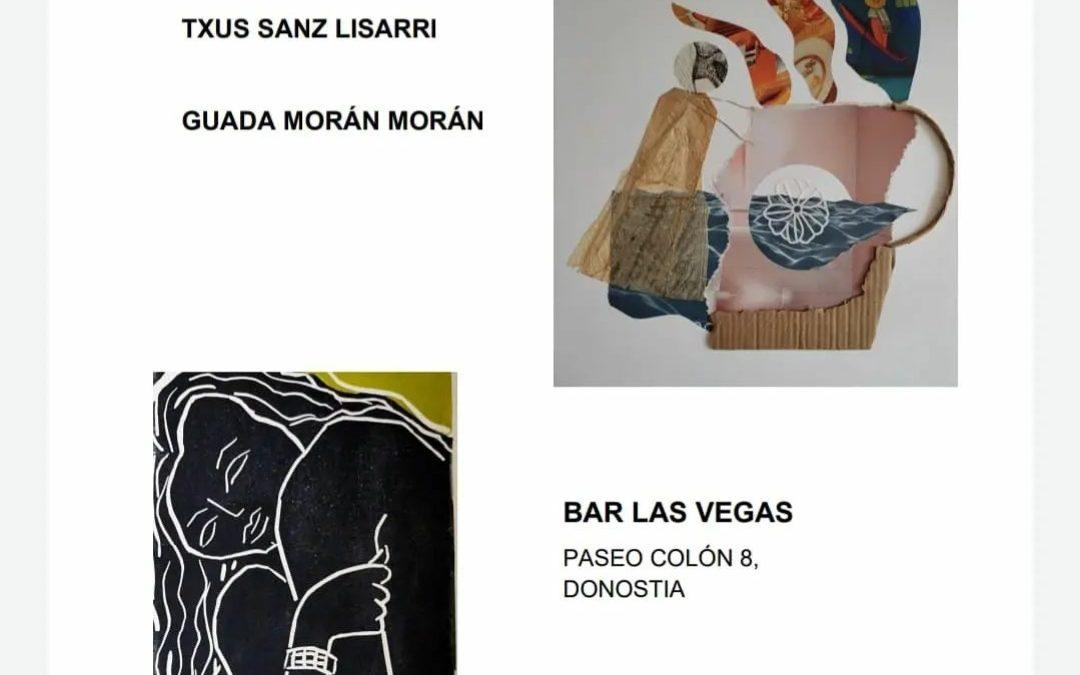 Guada Morán & Txus Sanz en Bar Las Vegas